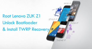 Root and install TWRP Lenovo ZUK Z1