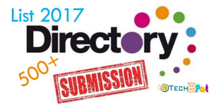 free Directory Submission-Sites 2017