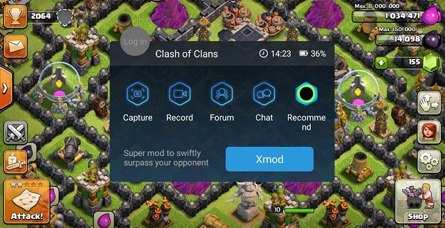games hacker clash of clans