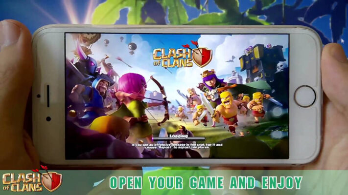clash of clans hack apk free download for android new version