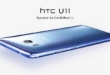 HTC U11 launched in India – Price and Specification