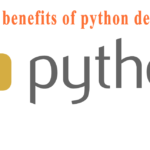 benefits of python