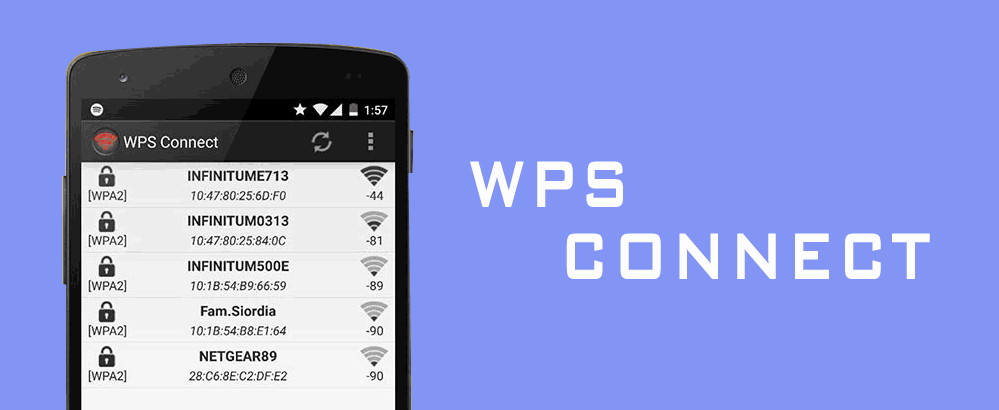 WPS Connect Wi-Fi hacking