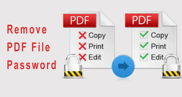 Remove PDF File Password Using Google Chrome and Google Drive