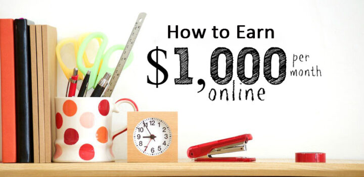 earn 1000 per month using michro blogging